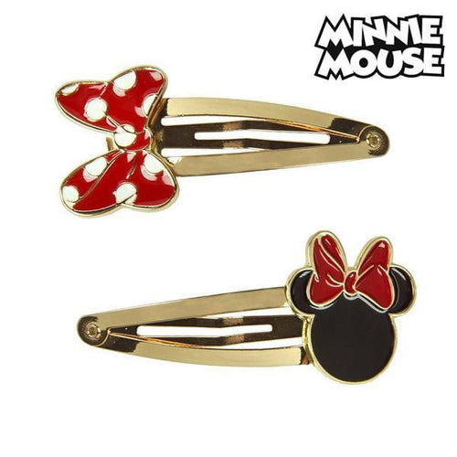 Hårspännen Minnie Mouse (2 pcs)