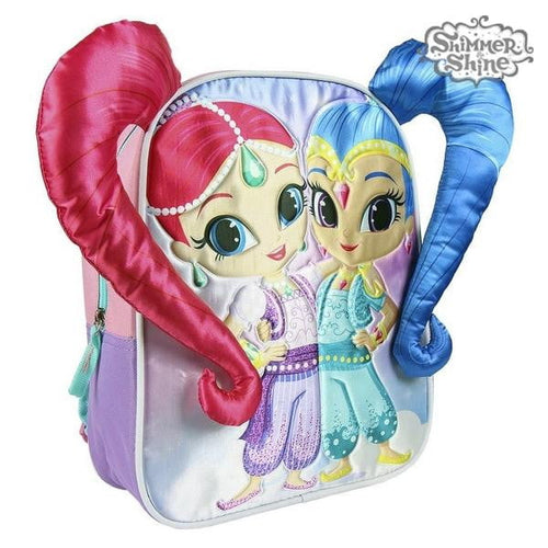 Barnryggsäck 3D Shimmer and Shine