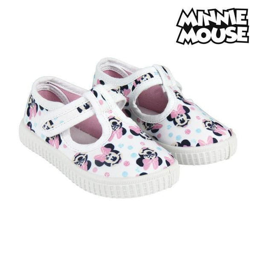 Barnskor Casual Barn Minnie Mouse Vit