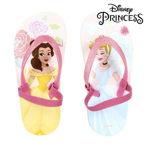 Strandtofflor Princesses Disney