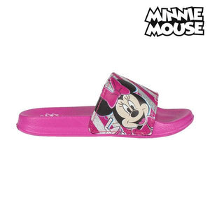 Badtofflor Minnie Mouse