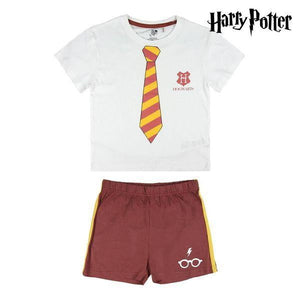 T-shirt med shorts för barn Harry Potter