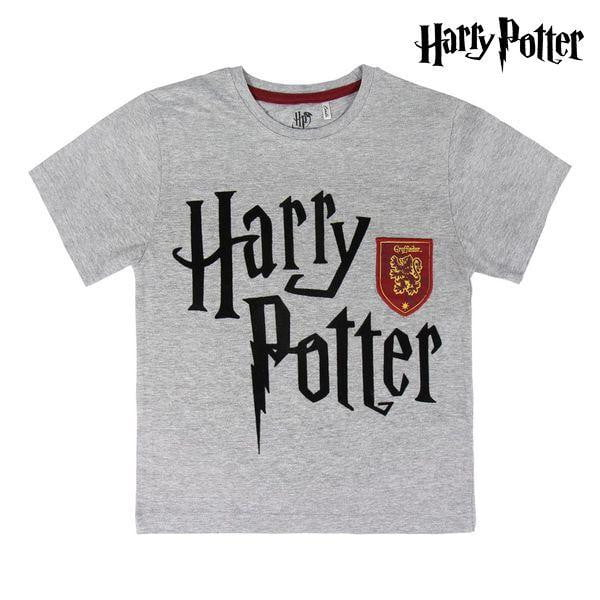 Barn T-shirt med kortärm Harry Potter