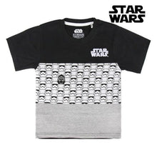 Barn T-shirt med kortärm Star Wars