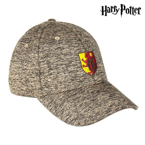 Keps Baseball Harry Potter Brun (58 Cm)