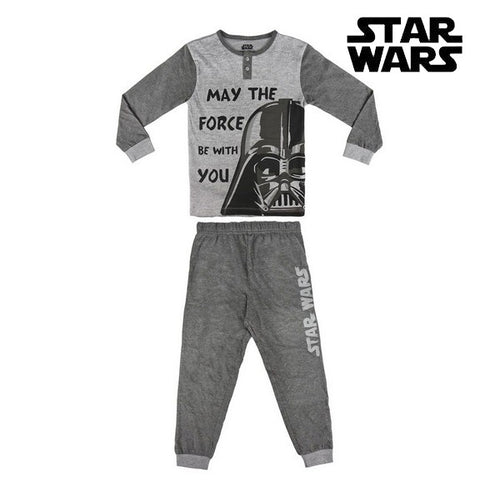 Pyjamas Barn Star Wars Grå