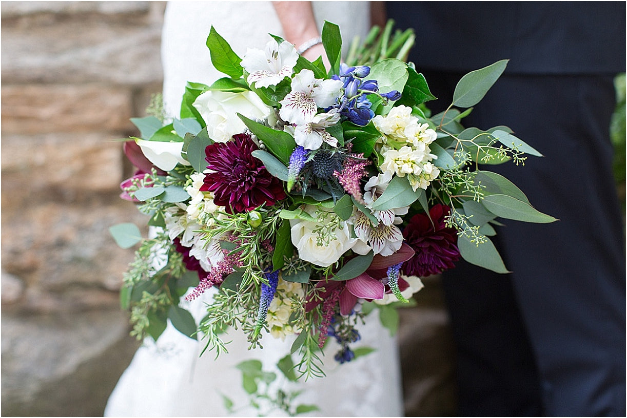 6 Tips for Choosing Your Wedding Flowers