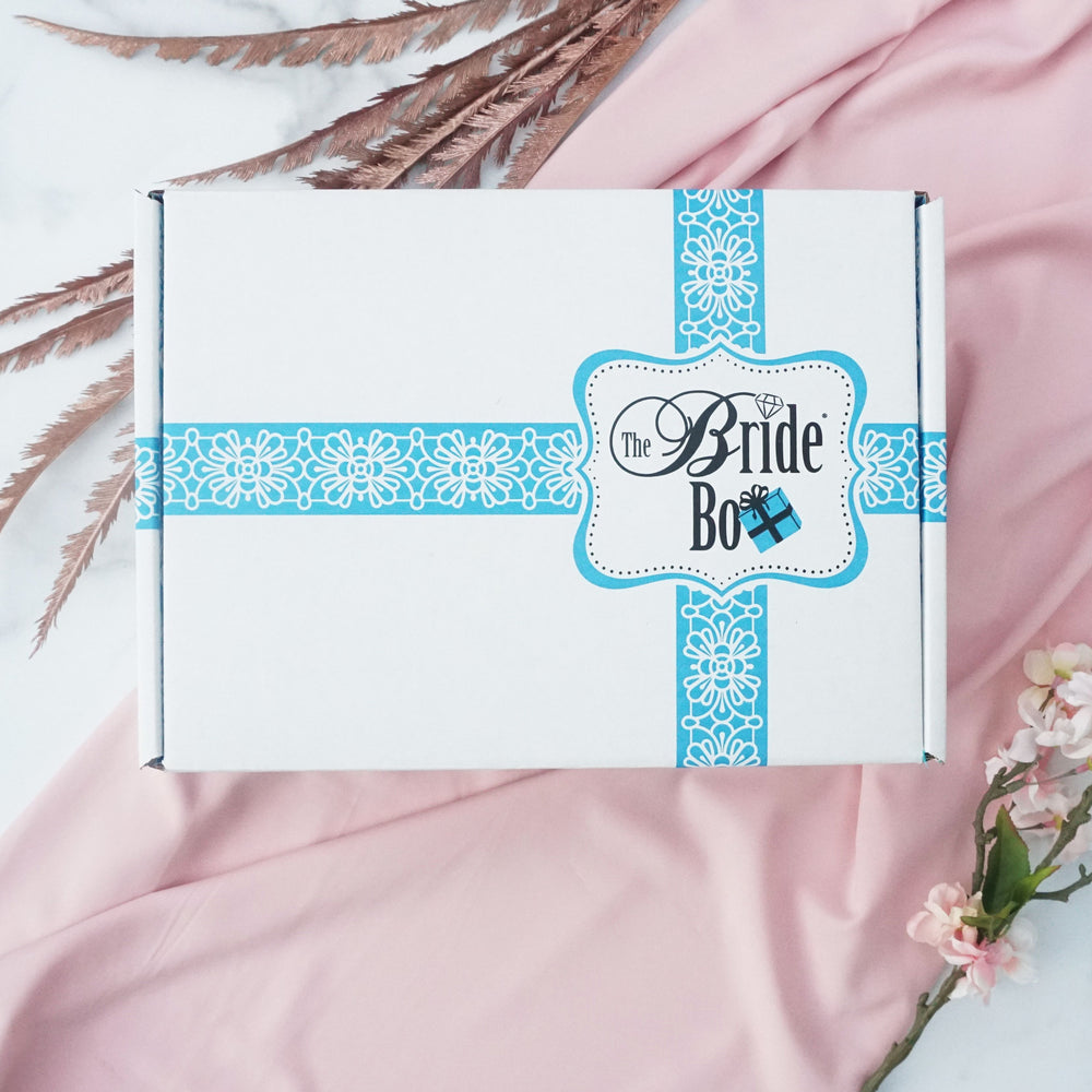 December's edition of The Bride Box is here!