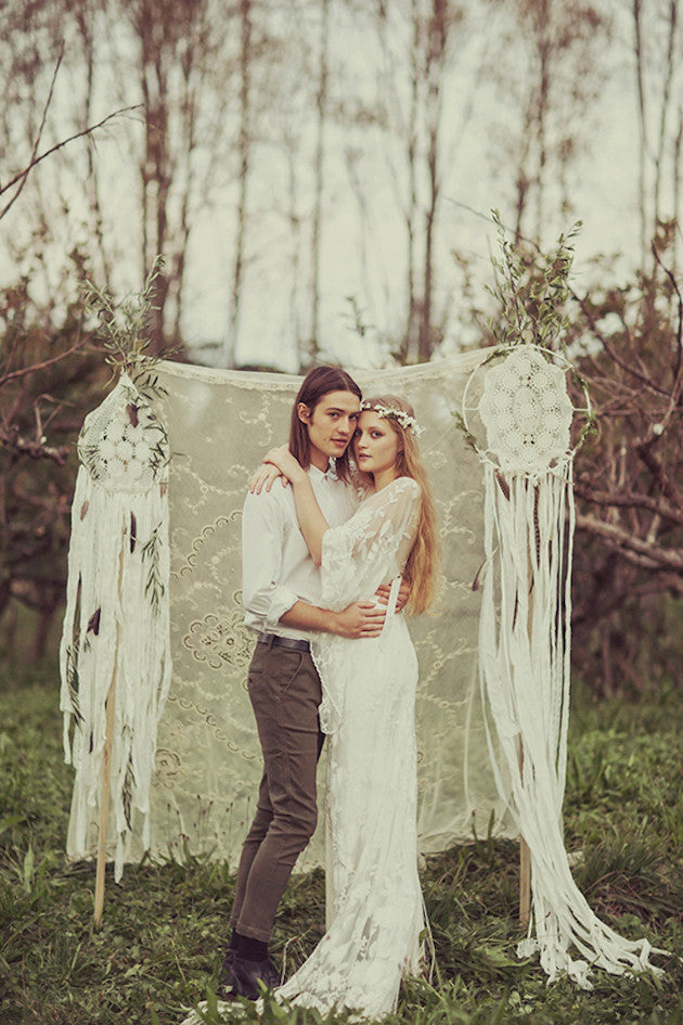 11 Reasons To Have a Bohemian Wedding