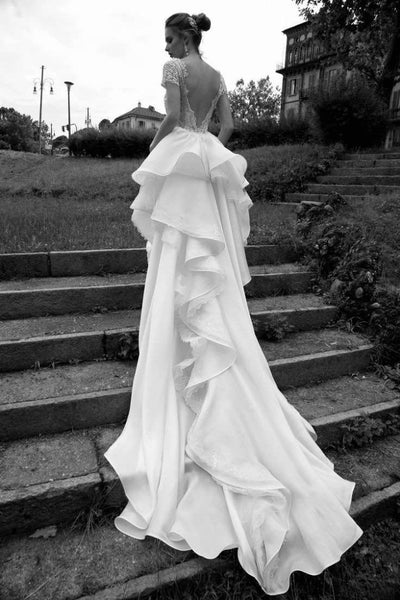 Amazing wedding gown