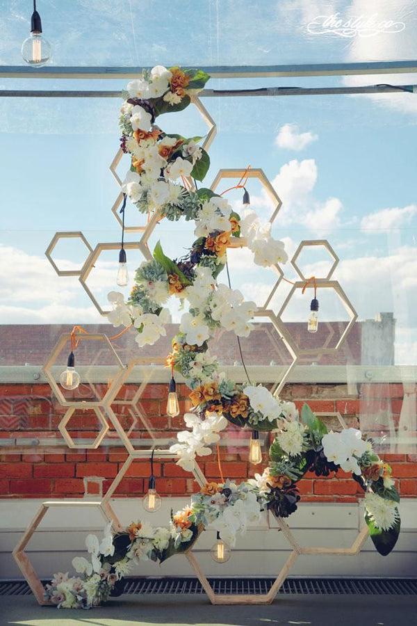 Honey-Theme-Wedding-Ideas