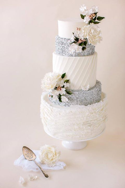 Jenna Rae wedding cake
