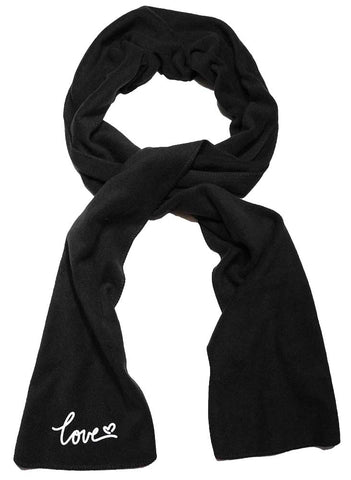 Love Fleece Scarf