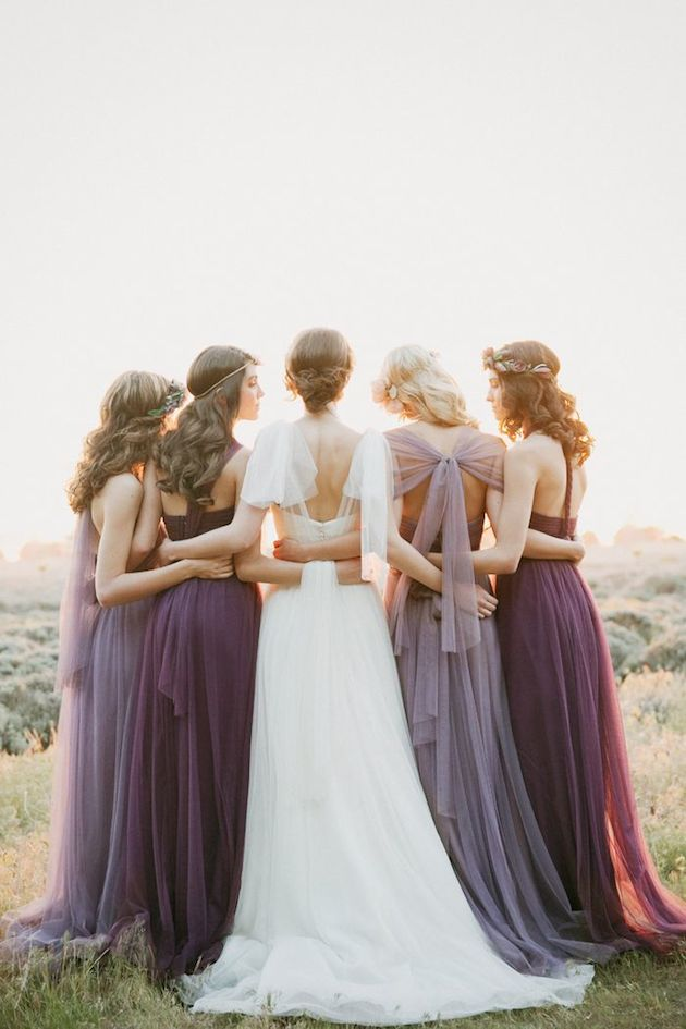 Our 10 Favorite Bridesmaids Dresses
