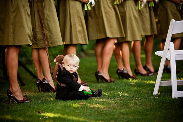 10 Reasons to Have a Kid Friendly Wedding
