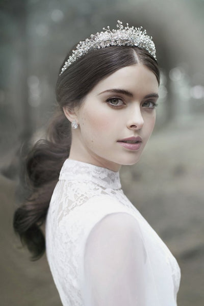 couture bridal headpiece