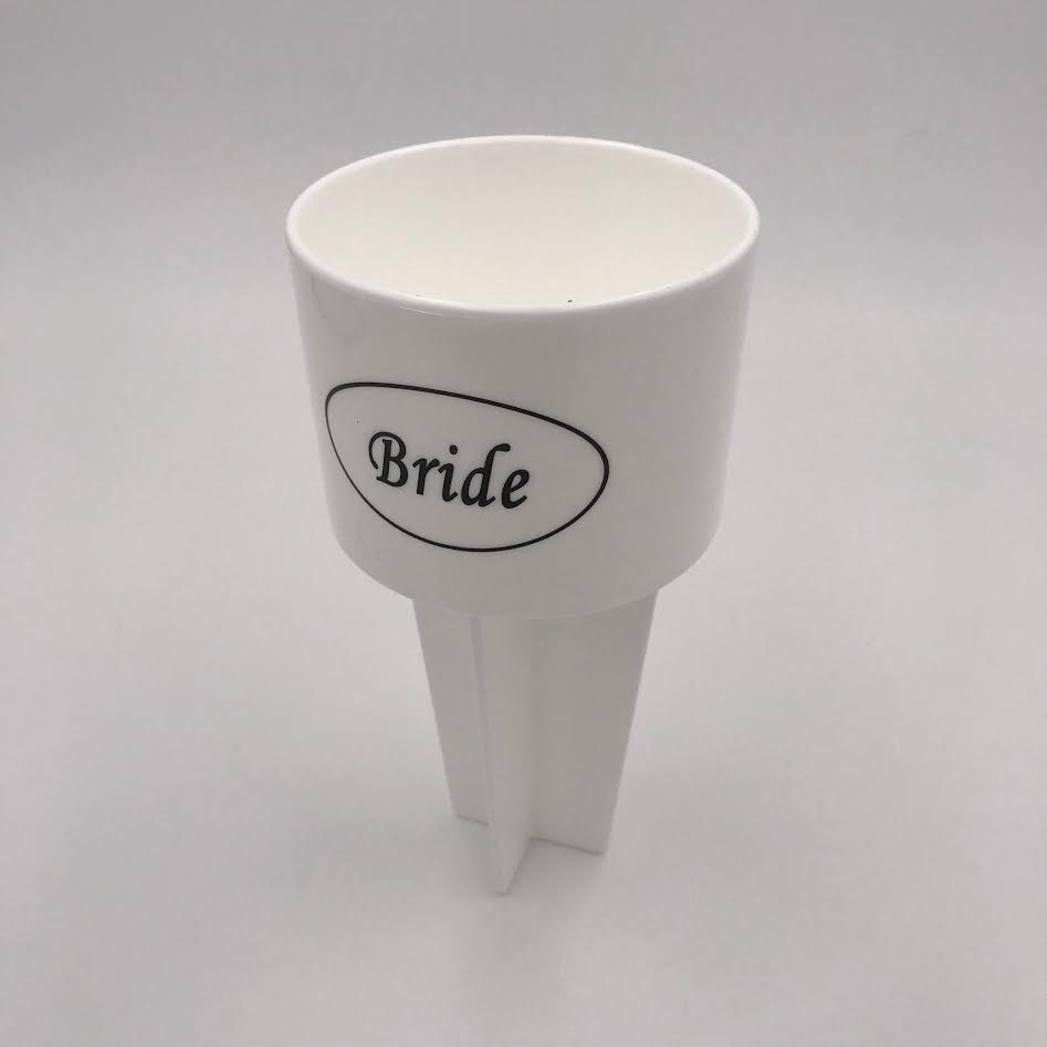 Bride Beach Spiker Cup Holder