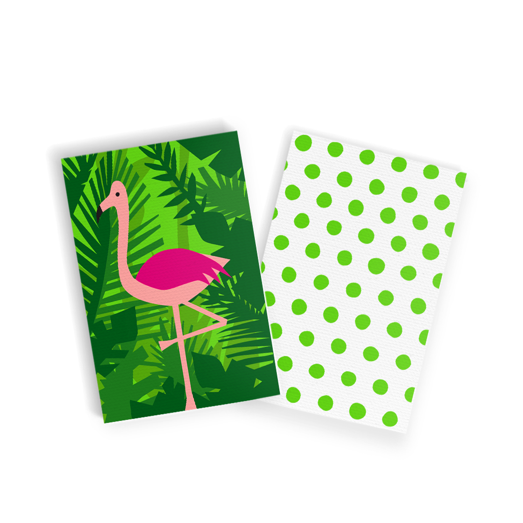 Flamingo Notebook Set