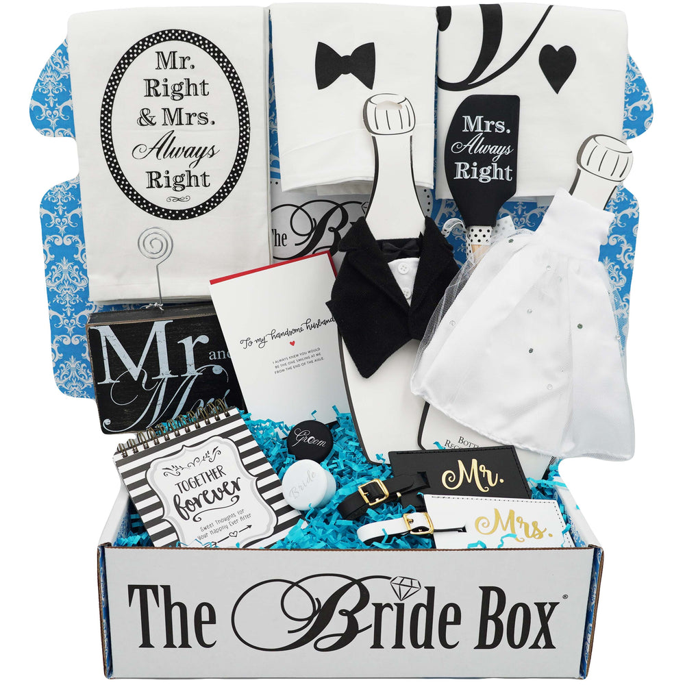 Mr. and Mrs. Box - Bundle Discount Applied