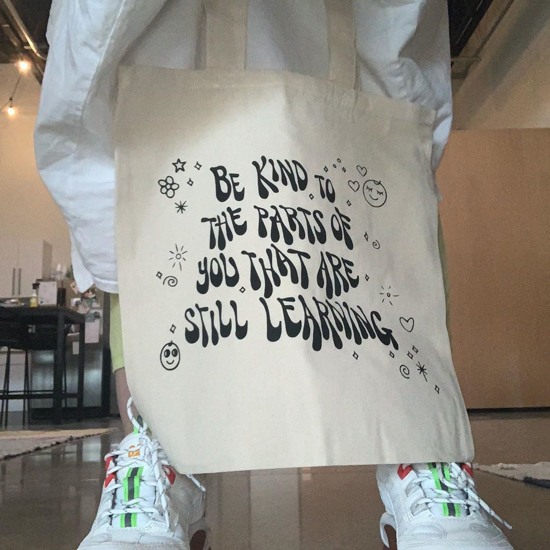 Be Kind Tote