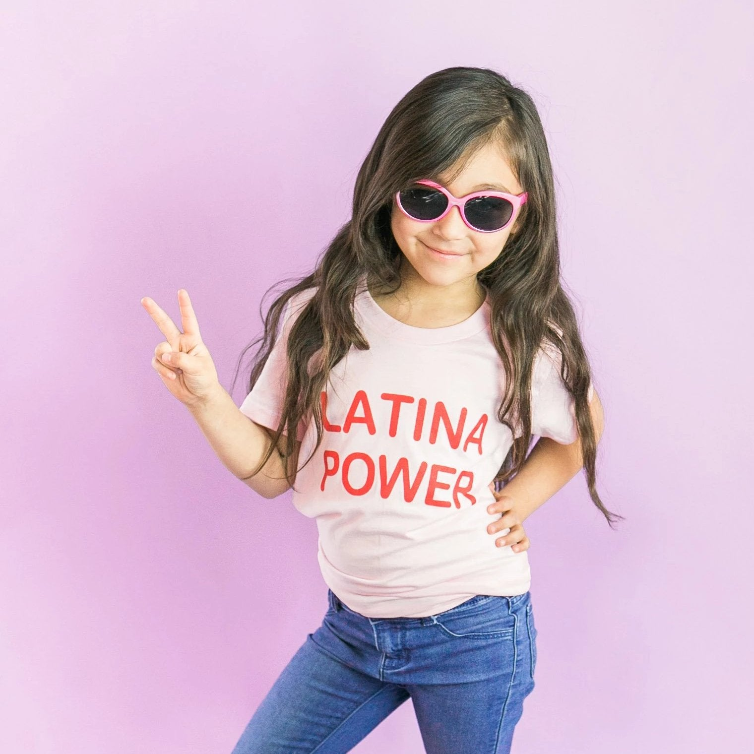 Latina Power Tee