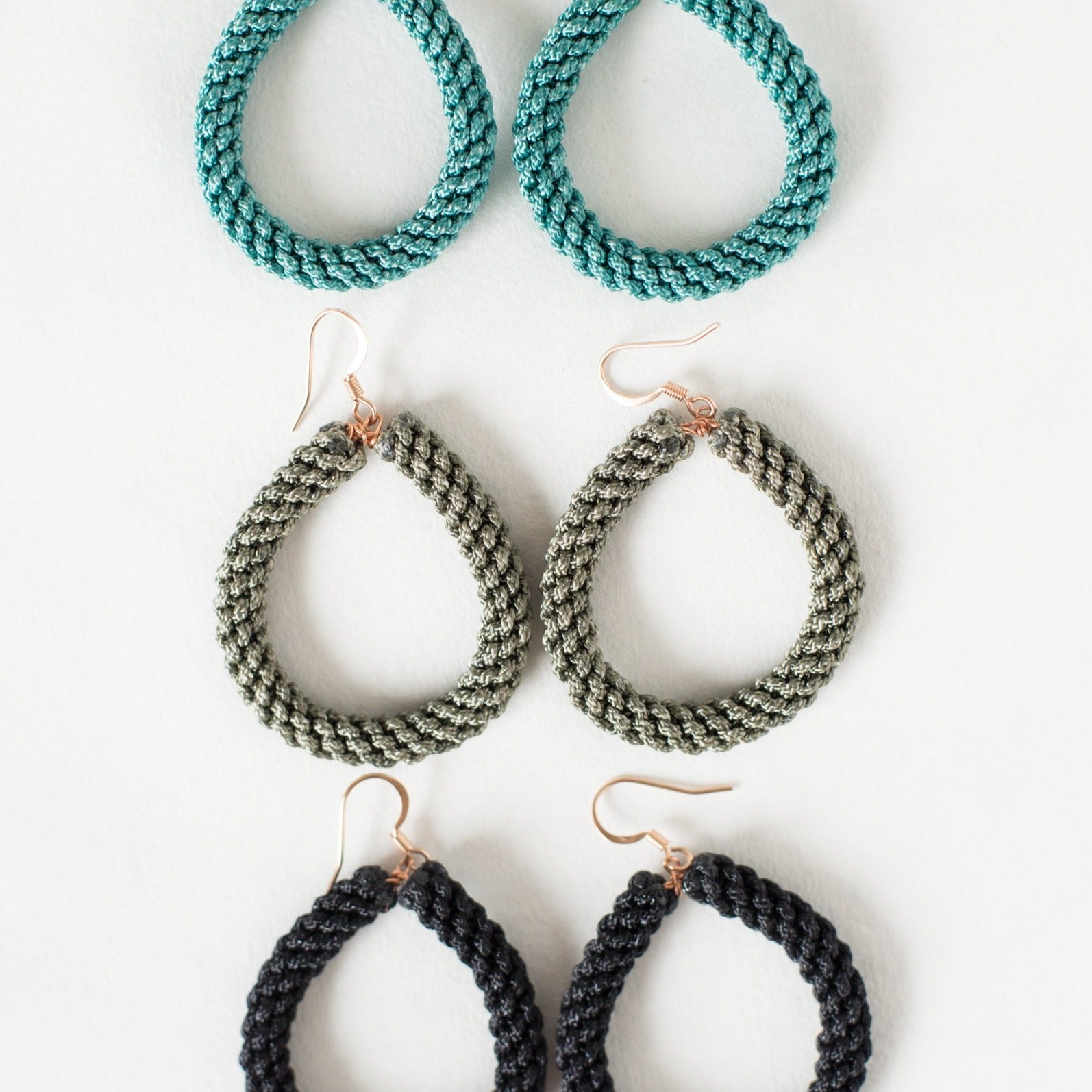In The Loop Earrings
