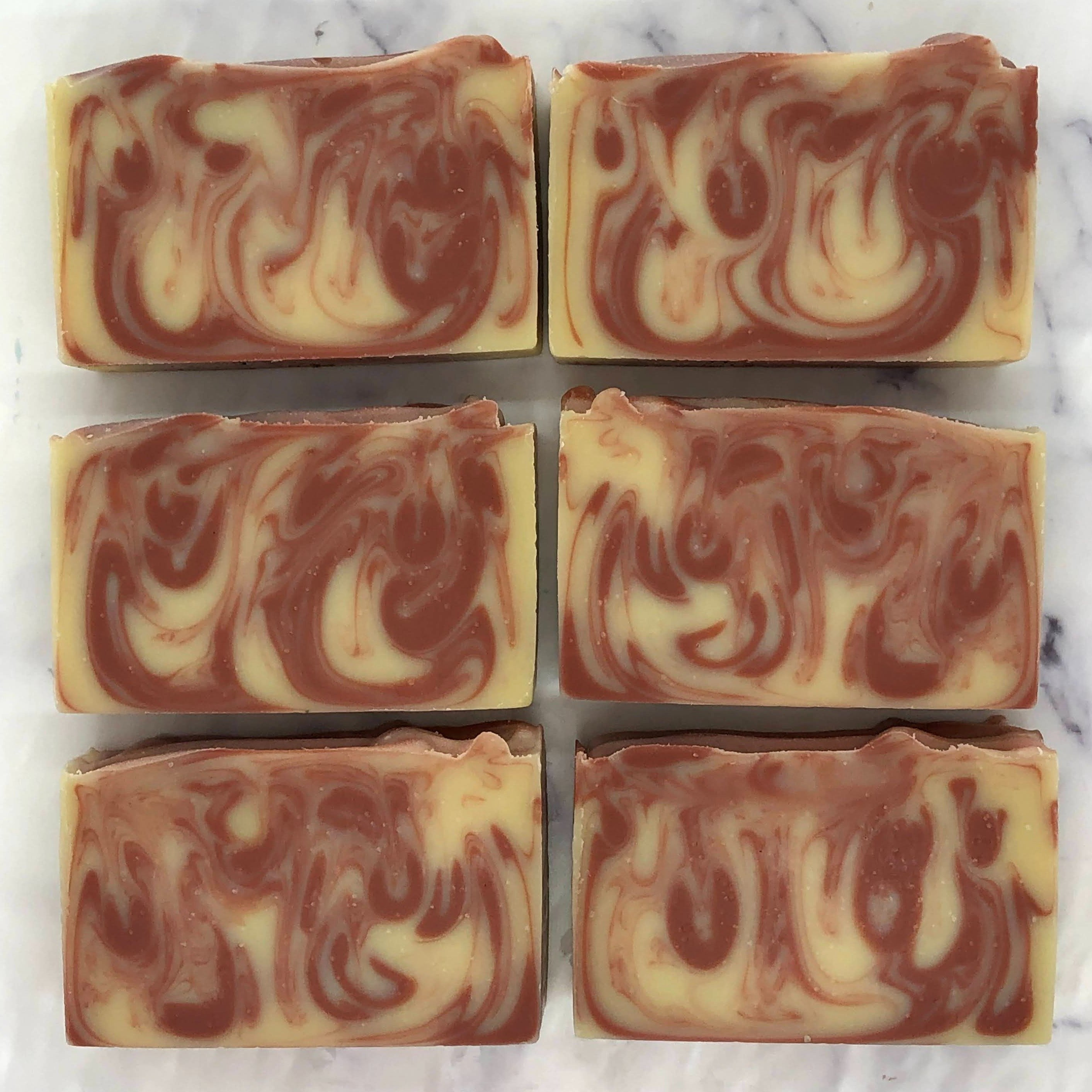 Grapefruit & Basil Soap