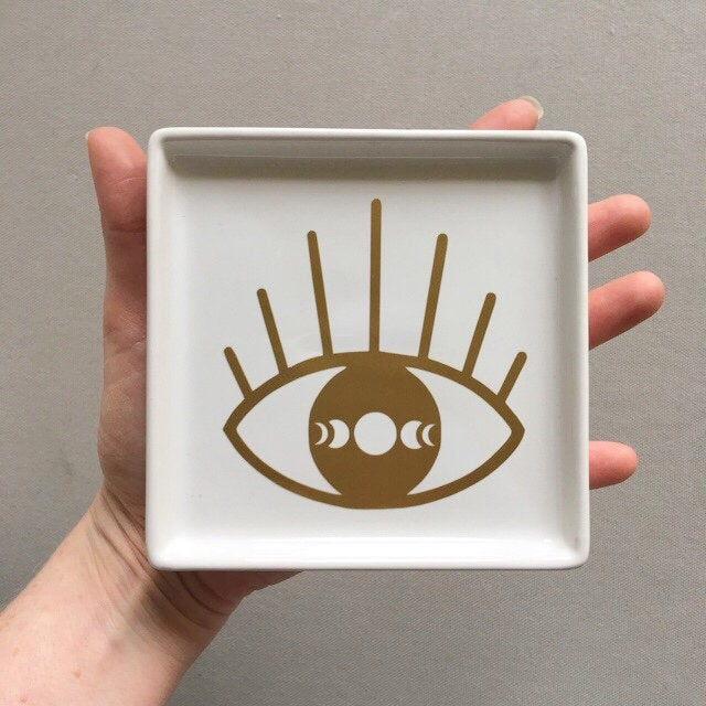 Moon Eye Catchall Dish