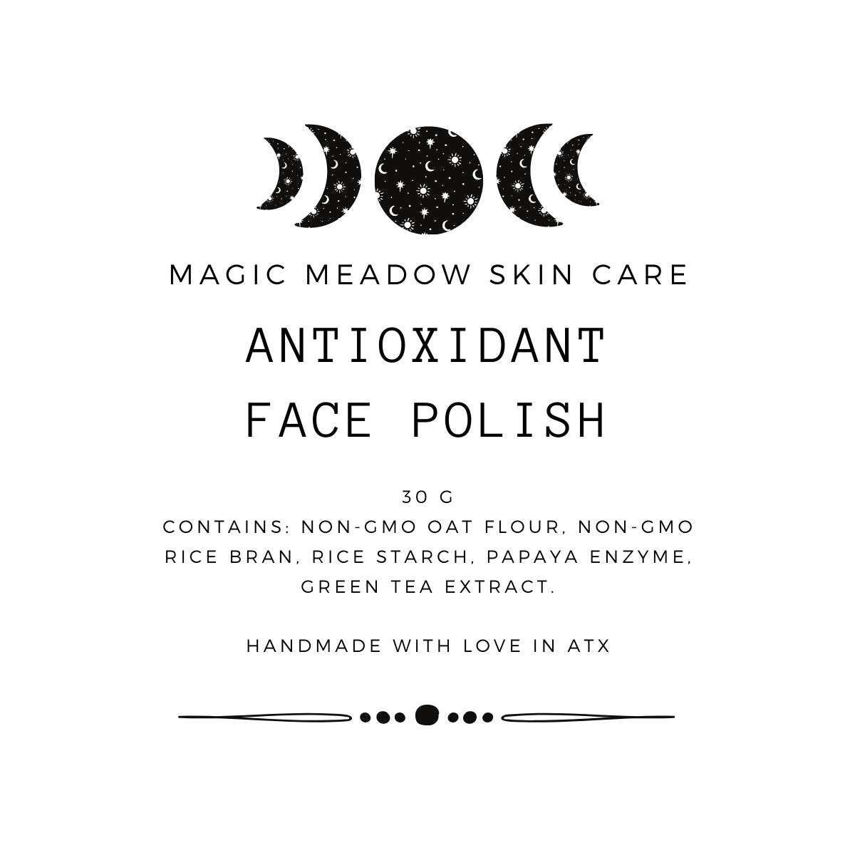 Antioxidant Face Polish