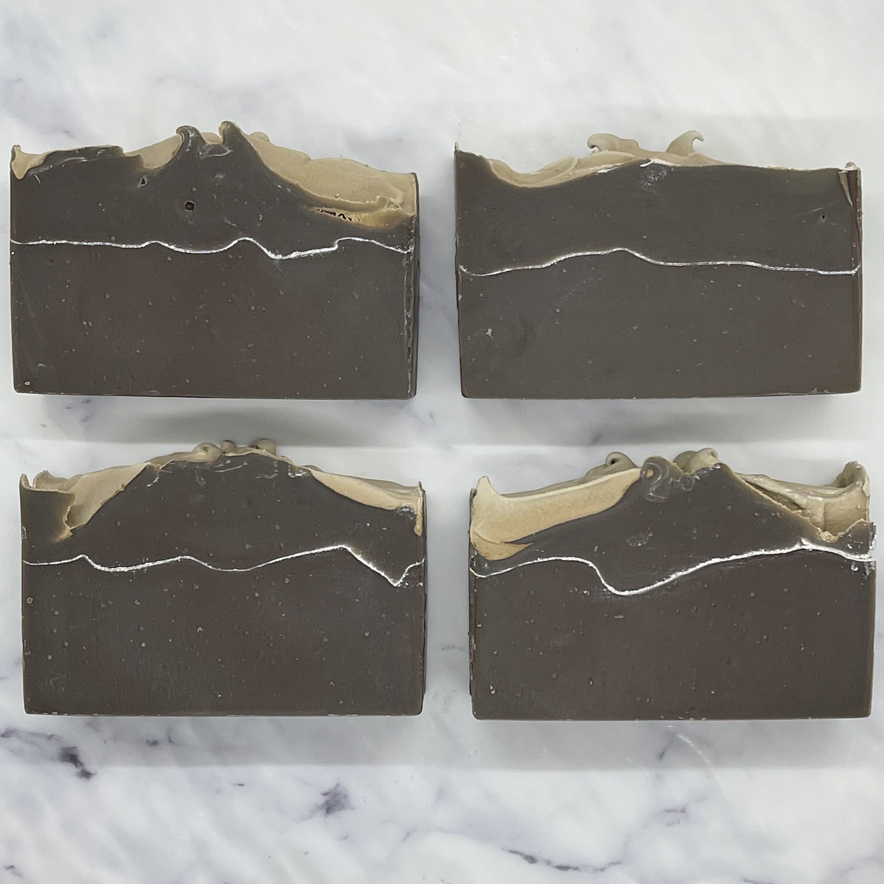 Hickory and Suede Soap