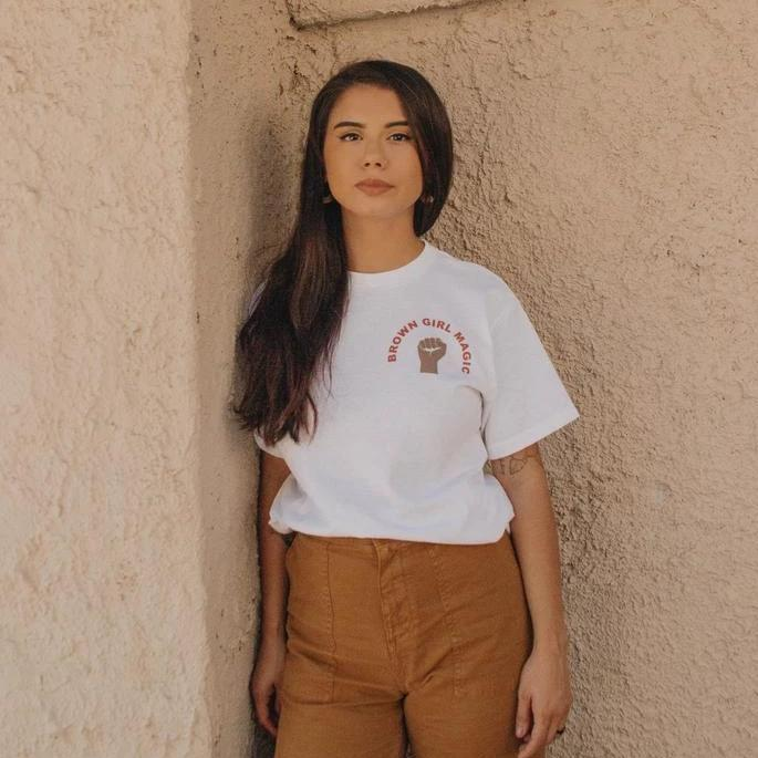 Brown Girl Magic Tee
