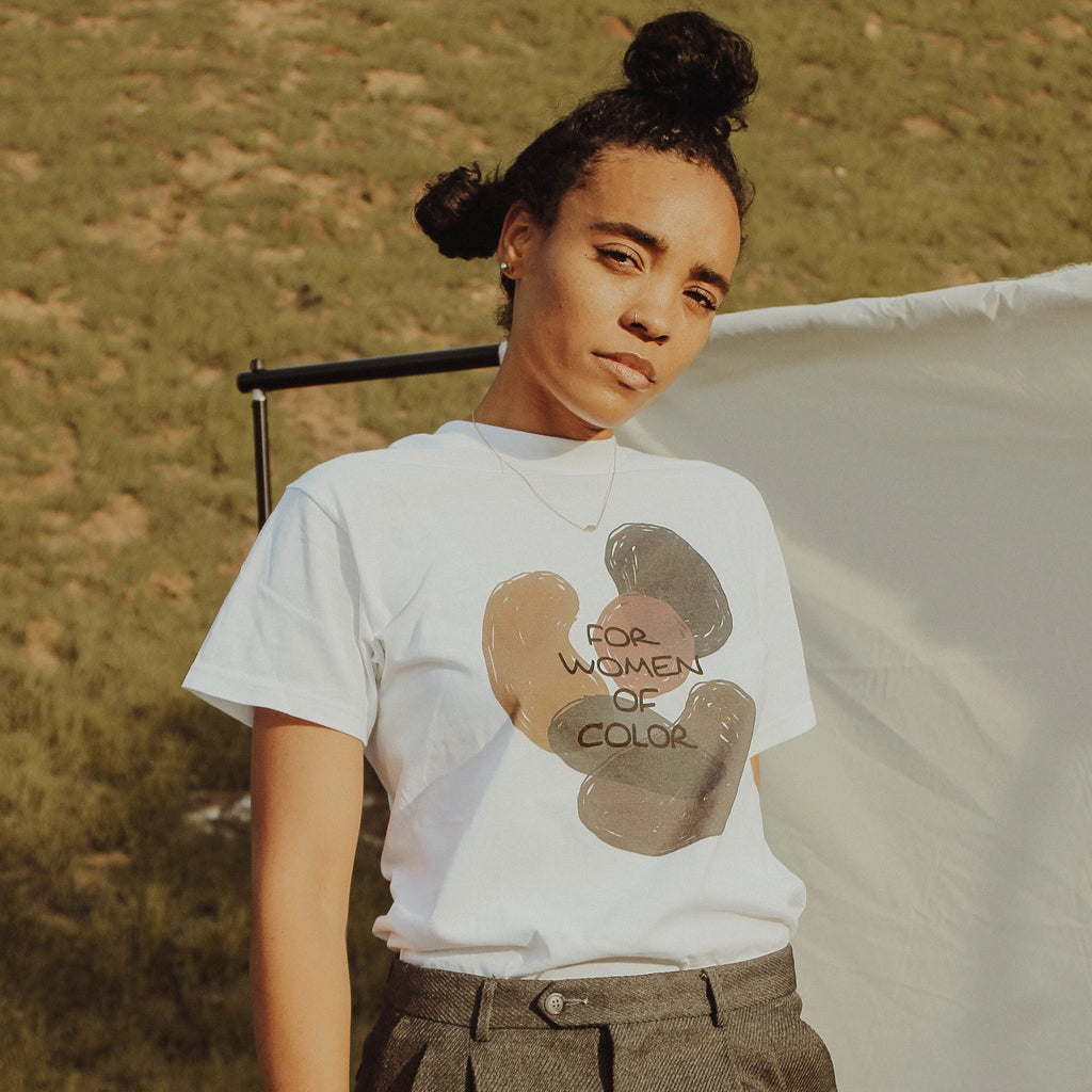 Women Of Color Tee