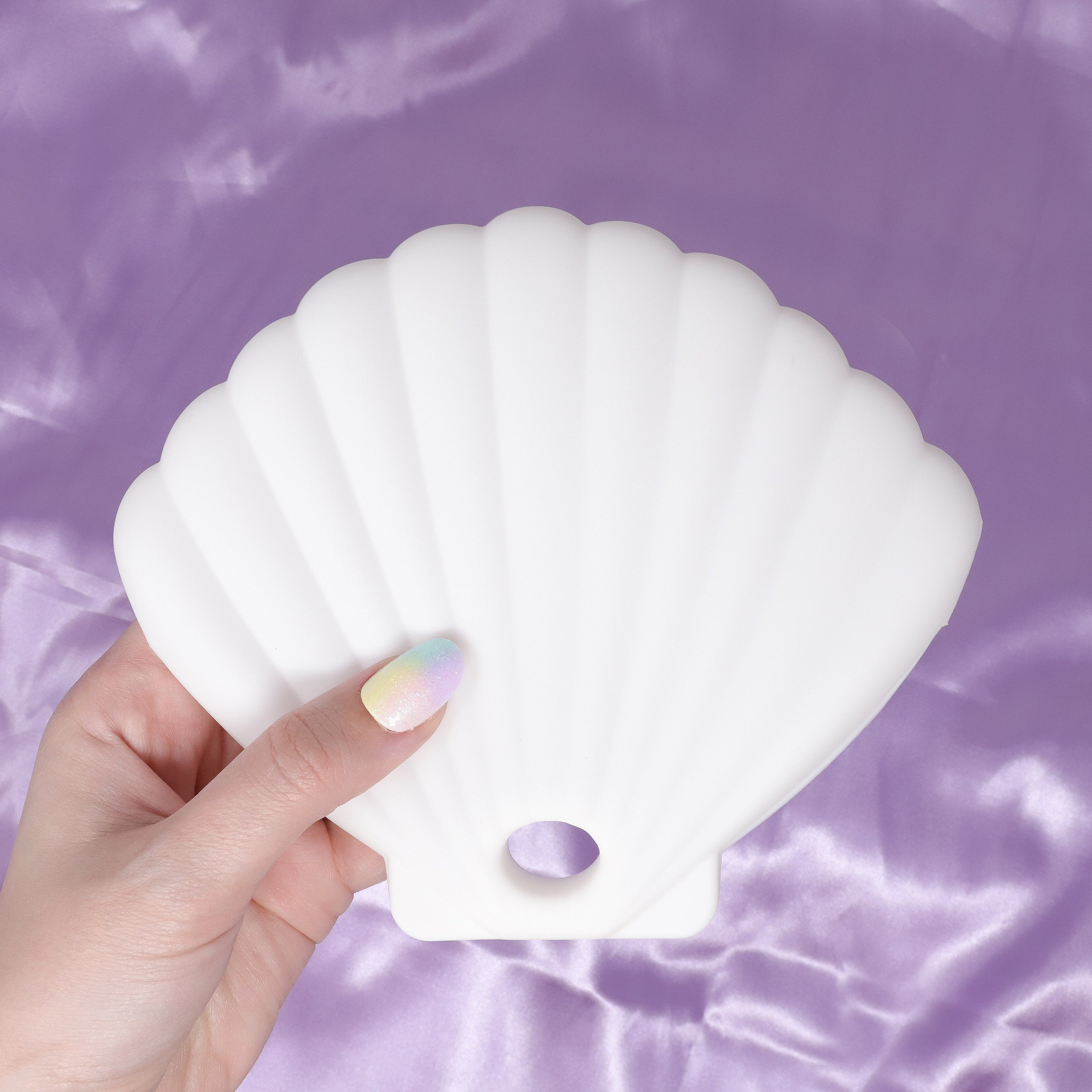 Shell Face Mask Case