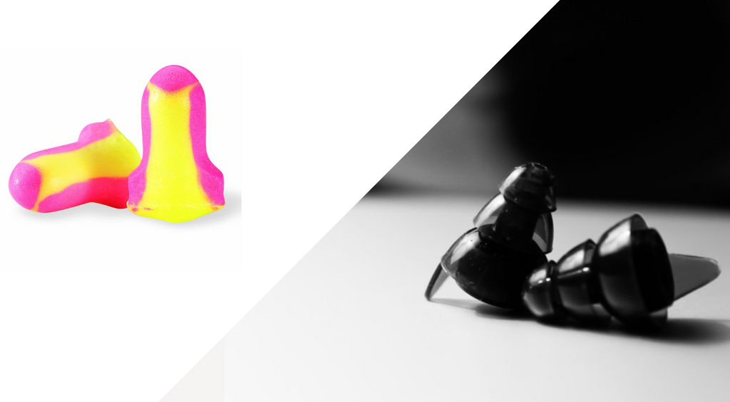 What's The Difference Between Foam Earplugs & High Fidelity Earplugs?