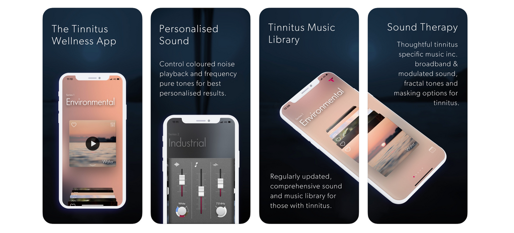 T-Minus: Ease Tinnitus With This Innovative Sound Therapy App