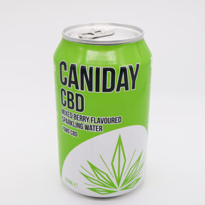 CBD Flavoured Water
