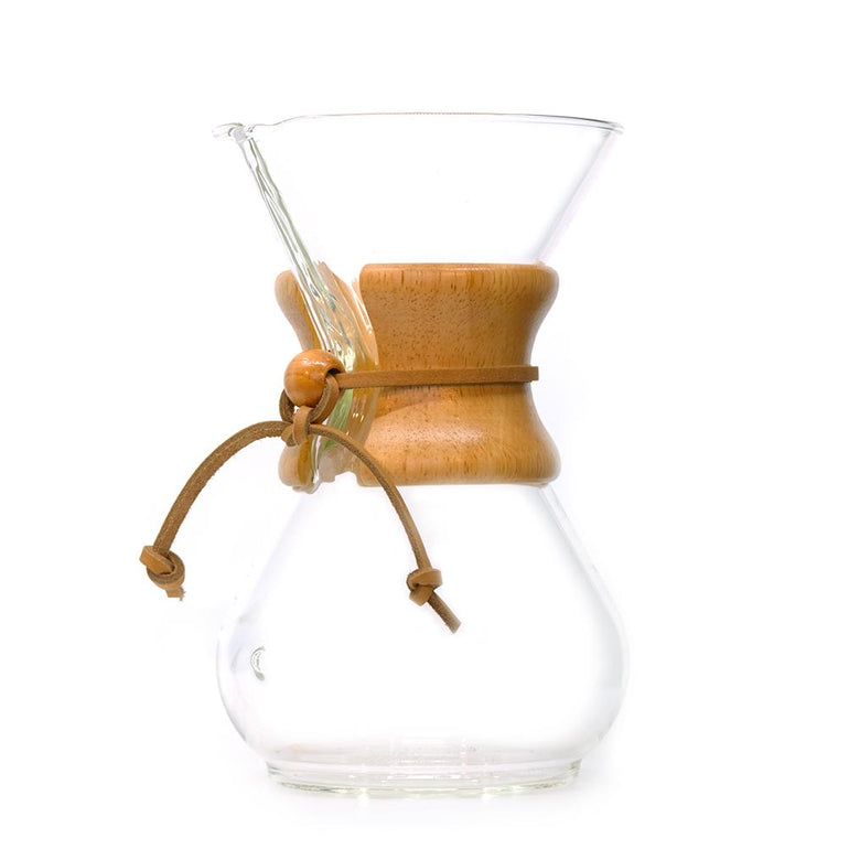 Chemex 6 Cup Wooden Collar WH