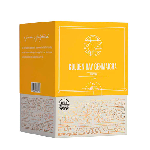 Golden Day Genmaicha