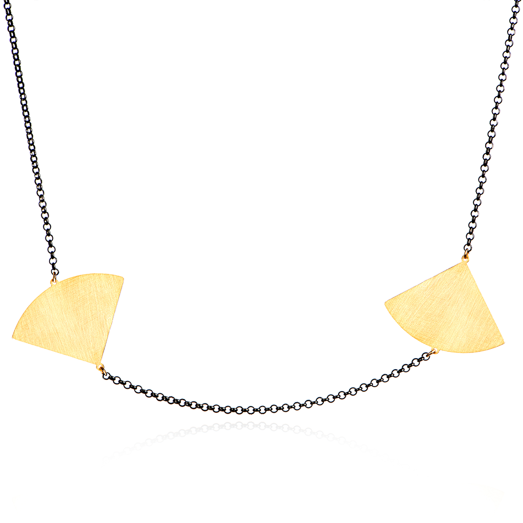 GINKGO NECKLACE