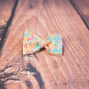 """Ted Barker"" Dog Bow Tie"