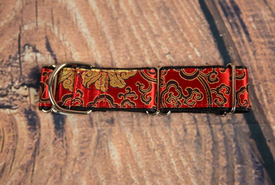 Red Pheonix Dog Martingale