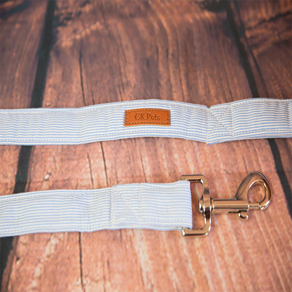 """Pinstripe"" Dog Lead"