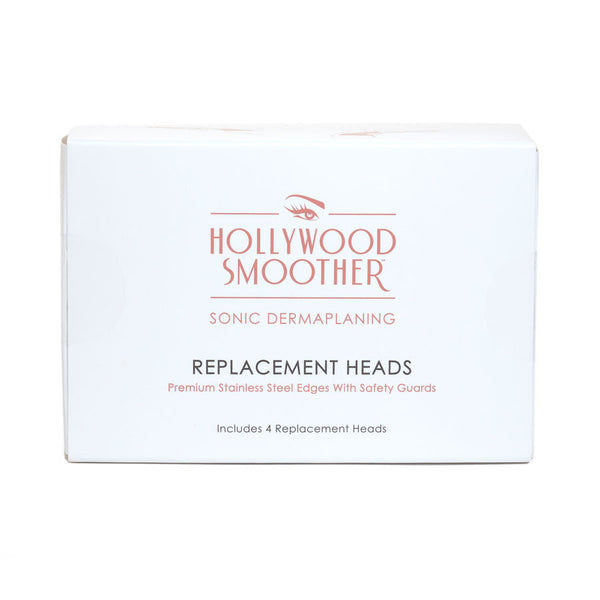 Hollywood Smoother Replacement Heads-hollywoodbrowzer