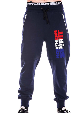 Navy Blue Pants French NS