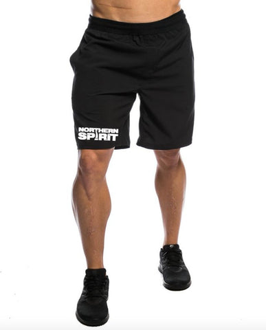 Black Speed Shorts Small NS