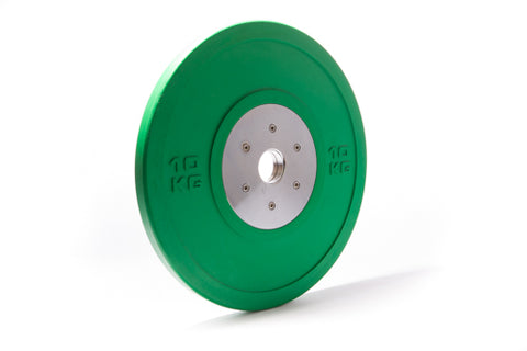 Competition Bumper Plate 10 kg (GorillaGrip)