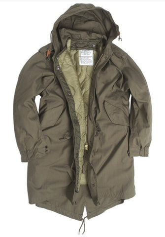 Od M51 Shell Parka With Liner