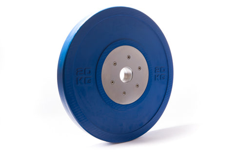 Competition Bumper Plate 20 kg (GorillaGrip)