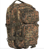 Us Flectar Laser Cut Assault Backpack Lg