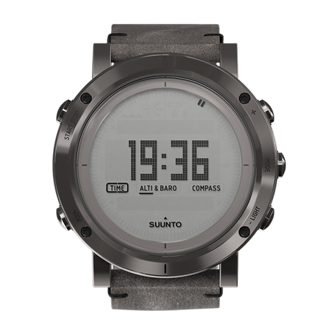 Suunto Essential Steel